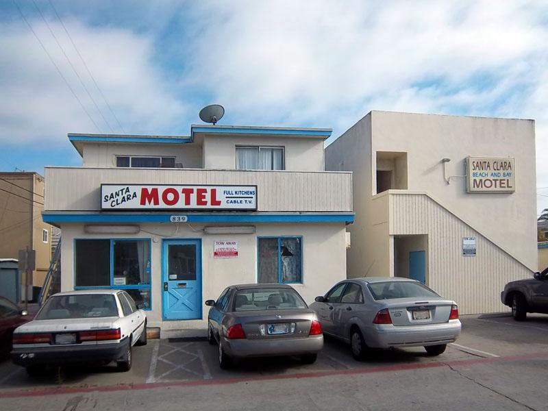 Motel On Long Beach Ca
